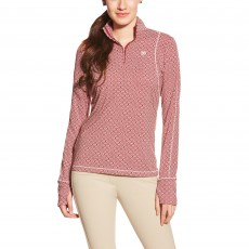 Ariat Women's Lowell Quarter Zip (Liquore Multi)