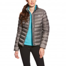 Ariat Women's Ideal Down Jacket (Grey Print)
