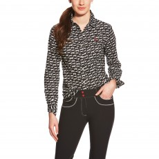 Ariat Women's Lilla Shirt (Black)