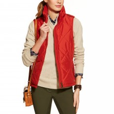 Ariat Women's Terrace Vest (Brick)