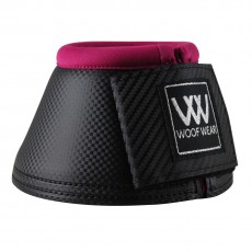 Woof Wear Pro Over Reach Boot Colour Fusion (Black/Berry)
