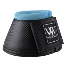 Woof Wear Pro Over Reach Boot Colour Fusion (Black/Powder Blue)