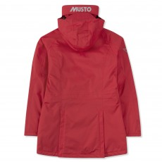 Musto Women's Long Canter BR1 Jacket (Red)