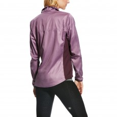 Ariat (Sample) Women's Ideal Windbreaker Jacket (Plum Heather)