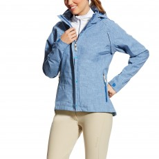 Ariat (Sample) Women's Ocala H2O Parka (Blue Saga)