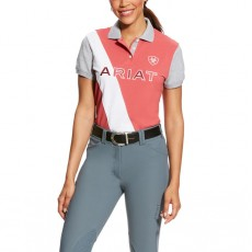 Ariat (Sample) Women's Taryn Polo (Blue Saga)