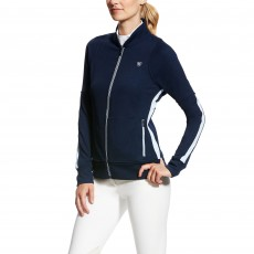 Ariat Women's Aiken Full Zip (Navy)