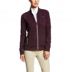 Ariat Women's Aiken Full Zip (Plum Perfect)