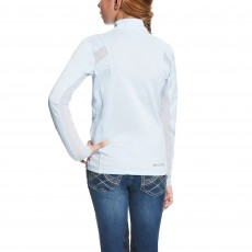 Ariat (Sample) Girl's Sunstopper Top (Blue Cloud)