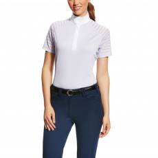 Ariat Women's Aptos Vent Show Shirt (Purple Heather)