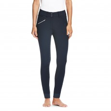 Ariat Women's Olympia Full Seat Grip Breeches (Navy)