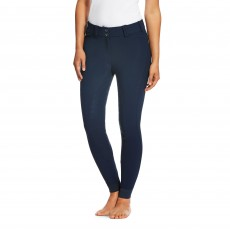 Ariat Women's Tri Factor Grip Full Seat Breeches (Navy)