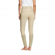 Ariat Women's Tri Factor Grip Full Seat Breeches (Tan)