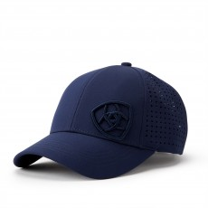 Ariat Adults Tri Factor Cap (Deep Navy)