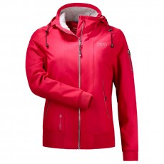 Cavallo Ladies Karo Jacket (Red Chilli)