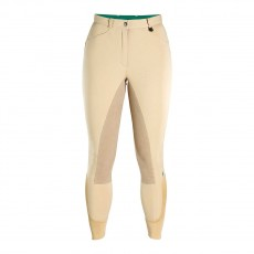 Caldene Women's Aintree Full Seat Breeches (Beige)