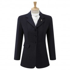 Caldene Women's Wessex Hunt Coat (Black)