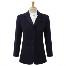 Caldene Women's Wessex Hunt Coat (Navy)