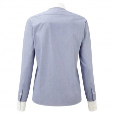 Caldene Women's Askham Competition Show Shirt (Blue)