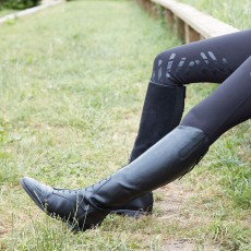 Caldene Casoria Long Riding Boots (Black)
