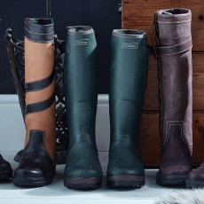 Caldene Westfield Wellingtons (Green)