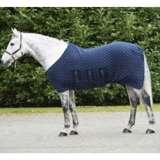 Masta Fleece Base Layer Rug (Blue Stars)