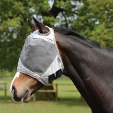 Masta UV Fly Mask (Silver)