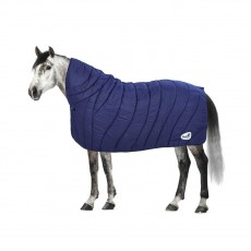 Masta Quilted Lining With Neck Cover (Navy Blue)