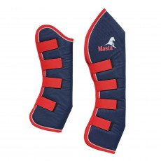 Masta Avante Travel Boots (Navy/Red)