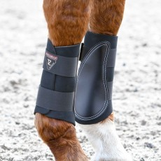 Equilibrium New Tri-Zone Brushing Boots (Black)