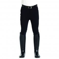 Harry Hall Men's Burford Breeches (Black)