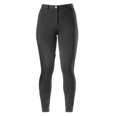Harry Hall Ladies Chester II Breeches  (Black)