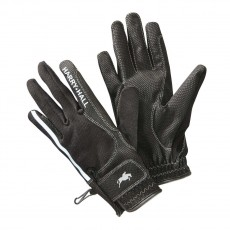 Harry Hall Lockton Riding Gloves (Black)