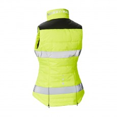 Harry Hall Women's Hi Viz Gilet (Yellow)