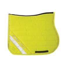 Harry Hall Hi Viz Saddlecloth (Yellow)
