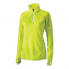 Harry Hall Women's Hi Viz Zip Top (Yellow)