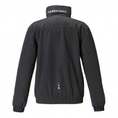 Harry Hall Adults Blouson Jacket (Black)