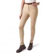 Harry Hall Ladies Chester GVP Tex Jodhpurs (Beige)