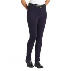 Harry Hall Ladies Chester GVP Tex Jodhpurs (Navy)