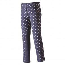 Harry Hall Junior Kinsley Star Jodhpurs (Denim Blue)
