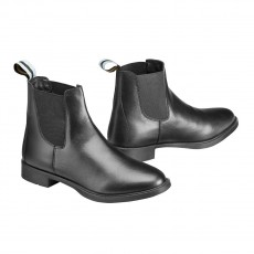 Harry Hall Junior Barlow Jodhpur Boot (Black)