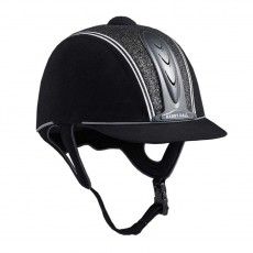 Harry Hall Legend Cosmos PAS015 Riding Hat (Black)