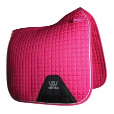 Woof Wear Dressage Saddle Cloth Colour Fusion (Berry)