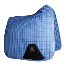 Woof Wear Dressage Saddle Cloth Colour Fusion (Powder Blue)
