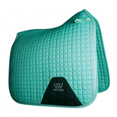 Woof Wear Dressage Saddle Cloth Colour Fusion (Mint)