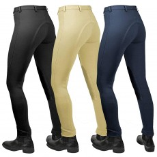 Saddlecraft Ladies Jiggy Jodhpurs (Beige)