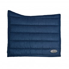Whitaker Berlin Soft Touch Training Saddle Pad (Navy)