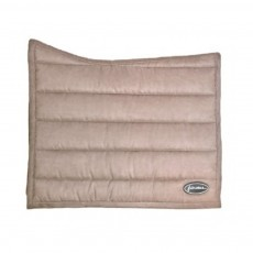Whitaker Berlin Soft Touch Training Saddle Pad (Taupe)