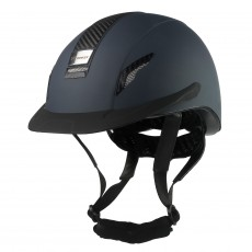 Whitaker VX2 Carbon Riding Helmet (Navy)