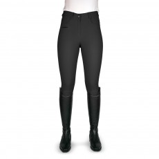 Whitaker Women's Horbury Full Seat Breeches (Black)